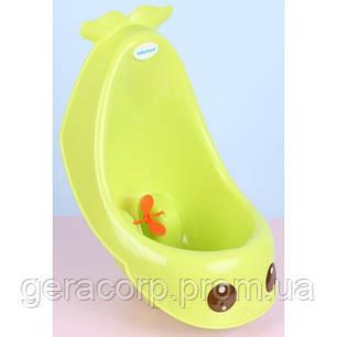 Писсуар для мальчиков Babyhood BH-104 зеленый, фото 2