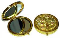 Косметическое Зеркальце в подарочной упаковке №6960-E70G-6