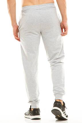 Мужские спортивные штаны 403 серый, фото 2