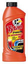 Средство для чистки канализационных труб TYTAN гранулы 400гр. Польша