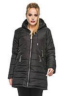 Зимняя куртка MZ Зоряна черный