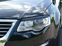 Реснички, накладки на фары Volkswagen Passat B6