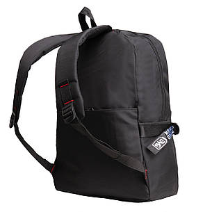 Рюкзак городской BagHouse Limited edition ткань чёрный нейлон  45х33х14   ксСТ040ч, фото 2