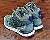 Мужские зеленые зимние кроссовки Saucony G.R.I.D Khaki Army, фото 4