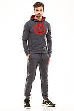 Мужской спортивный костюм 430 джинс