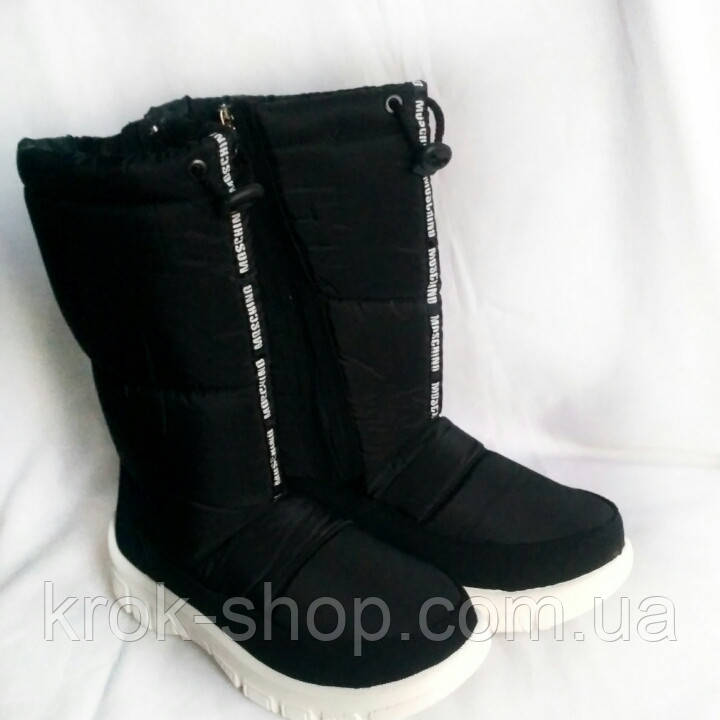 Ботинки женские зимние на молнии ТСА оптом