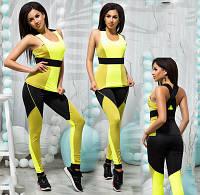 Спортивный костюм для фитнеса 821801