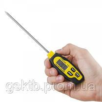 Термометр с Сертификатом о Калибровке, пищевой влагозащищенный Trotec BT20, фото 2
