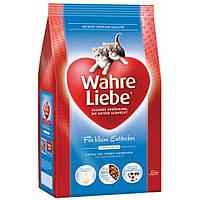 Сухой корм для котят Mera cat Wahre Liebe Junge с курицей и индейкой 030914, 400 г