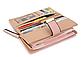 Кошелек женский коричневый Листики код 279, фото 6