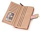 Кошелек женский коричневый Листики код 279, фото 7
