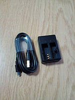 Зарядное устройство для экшн-камер SJCAM SJ4000 на две батареи