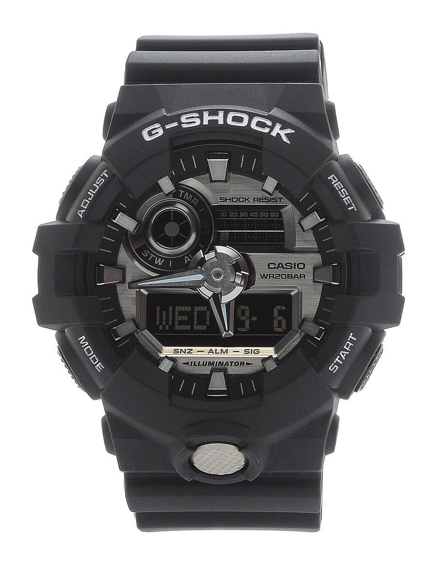 Часы Casio G-Shock GA-710-1A