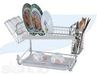 Сушилка для посуды А-Плюс 1199 настенная