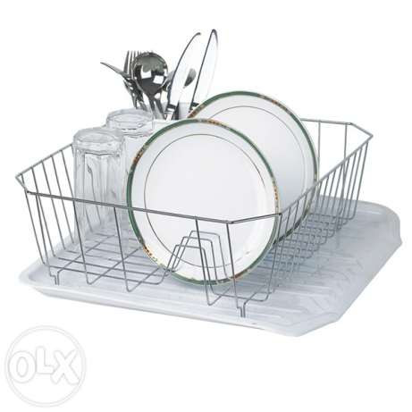 Сушилка для посуды Съемный лоток MR1028