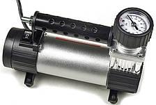 Компрессор ELEPHANT КА-12175 100psi/14Amp/30л/фонарь/прикур./переходник с быстросъемником