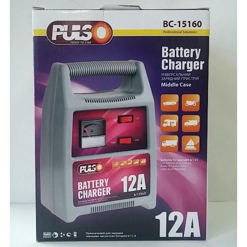 Зарядное для аккумуляторов PULSO ВС-15160