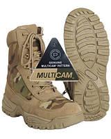Милтек ботинки тактические