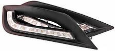 Фары дневного света LED-DRL Hyundai Sonata
