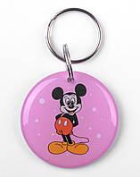 """Заготовка ключа для домофона RFID 5577, """"Микки-Маус"""", перезаписываемая"""