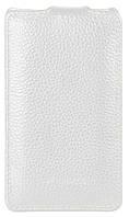 Чехол-флиппер Melkco Leather Case Jacka Sony Xperia E Dual C1605 SEXPRELCJT1WELC White