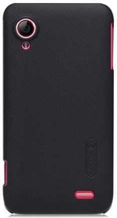 Защитный чехол бампер Nillkin для Lenovo S720 (Black)