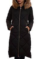 Модные длинные куртки женские The Love Brand