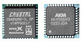 Микросхема AK4586VQ