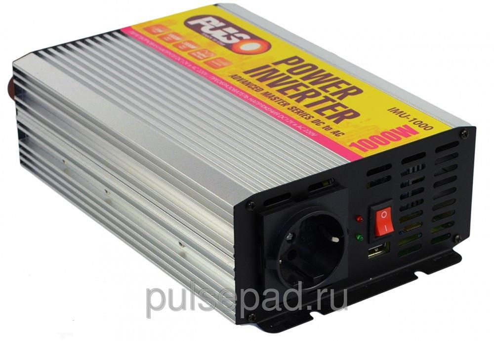 Преобразователь DC-AC Pulso IMU-1000