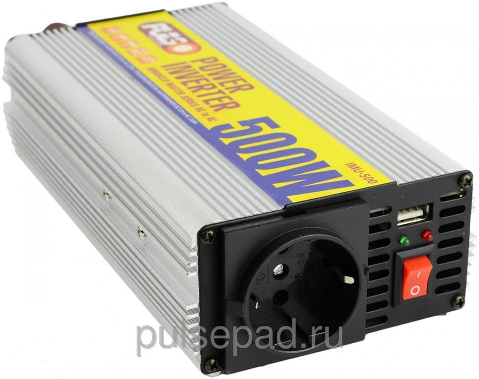 Преобразователь DC-AC Pulso IMU-500