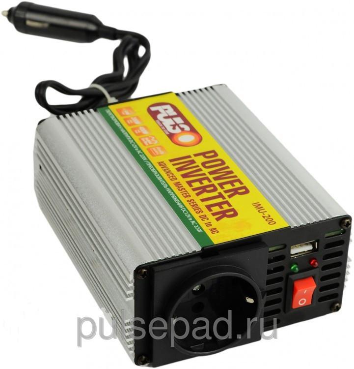 Преобразователь DC-AC Pulso IMU-200
