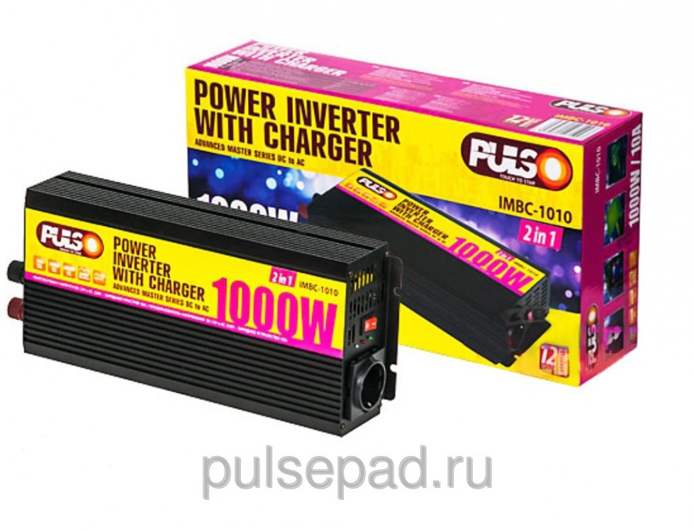 Преобразователь Pulso IMBC-1010