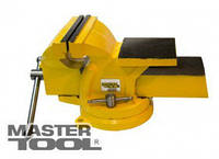 MasterTool Тиски слесарные поворотные MasterTool 07-0215