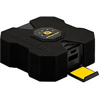 Внешний аккумулятор (Power Bank) Brunton Revolt 9000 Black (F-REVOLTXL-BK)