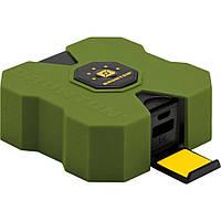 Внешний аккумулятор (Power Bank) Brunton Revolt 9000 Olive Green (F-REVOLTXL-OG)