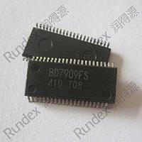Микросхема BD7909FS демонтаж