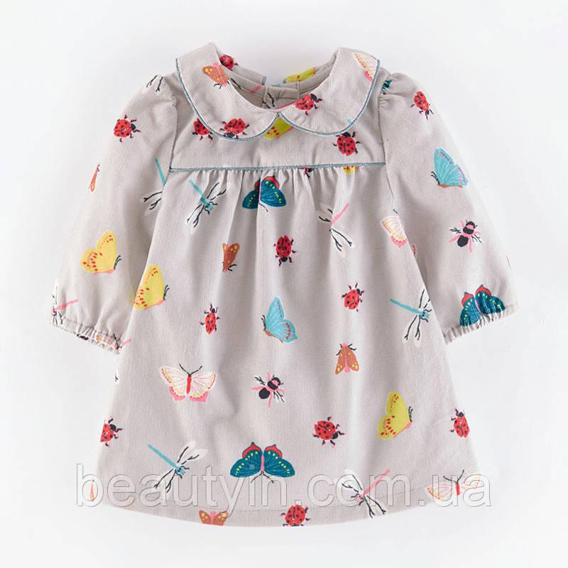 Платье для девочки Жуки Little Maven