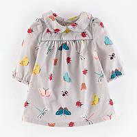 Платье для девочки Жуки Little Maven, фото 1