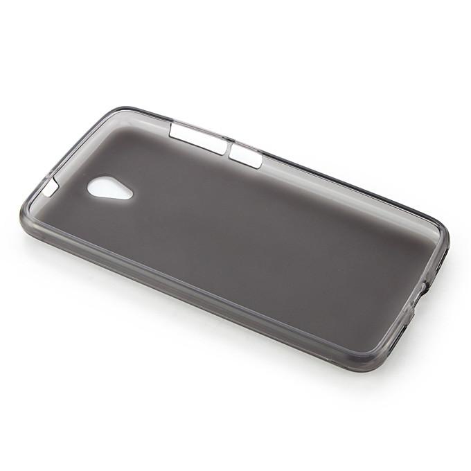Чехол Original Silicon - Meizu Pro 5 Grey