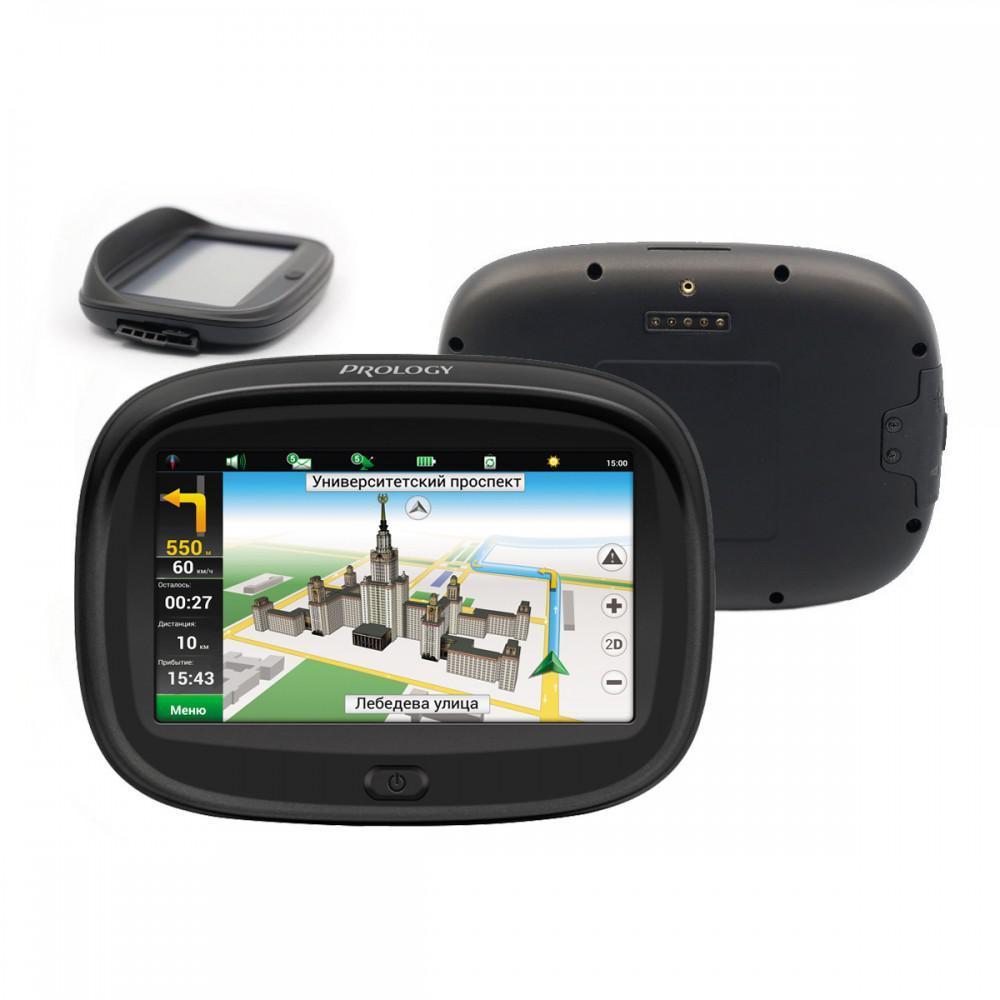 Навигатор GPS Prology iMAP MOTO (Навител)