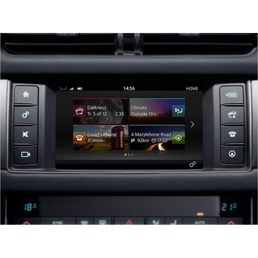 Мультимедийный видео интерфейс Gazer VI700A-JLR/H (Jaguar/Land Rover)
