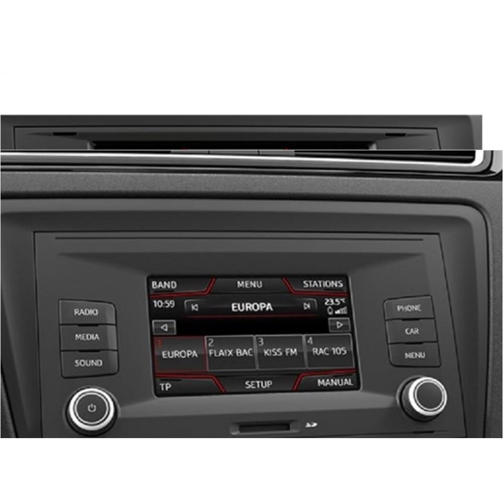 Мультимедийный видео интерфейс Gazer VI700W-MIB2/SD (Seat/Skoda/VW)