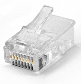Коннектор RJ-45 CONNECTOR 8P8C Cat-5