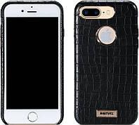 Чехол-накладка Remax Maso Series for iPhone 7 Plus Black
