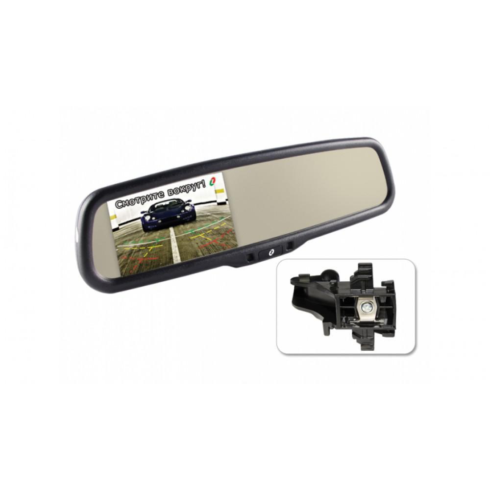 Зеркало заднего вида Gazer MM508 Renault