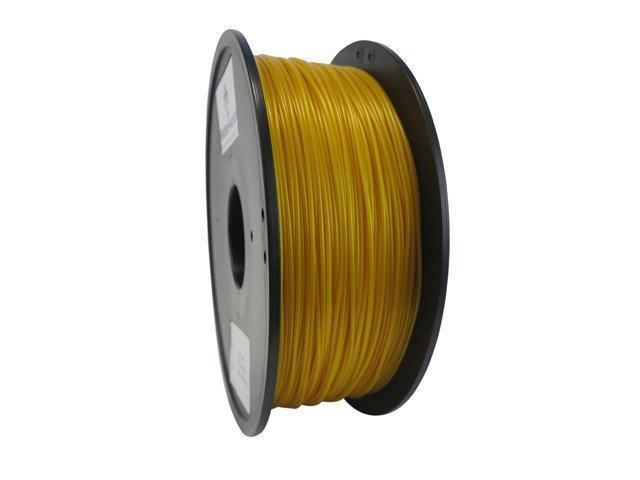 PLA-пластик для 3D-принтера 1.75 мм 1 кг Gold