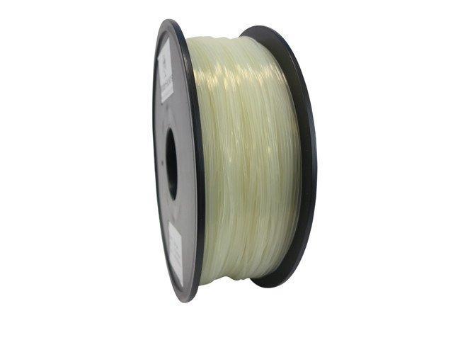 PLA-пластик для 3D-принтера 1.75 мм 1 кг Natural