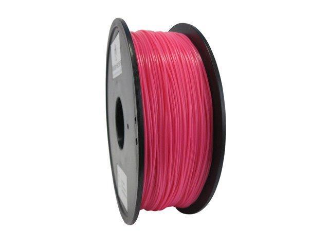 PLA-пластик для 3D-принтера 1.75 мм 1 кг Pink