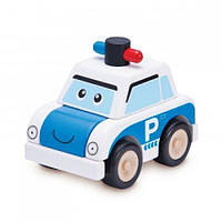 Спецтехника WonderWorld BUILD Полицейская машина (WW-4072)