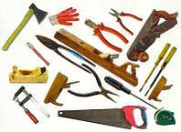 Плотничный и столярный инструмент